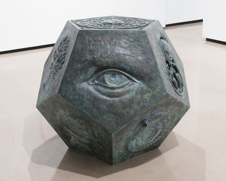 Mark Ryden, 'Self Portrait as Dodecahedron', 2015