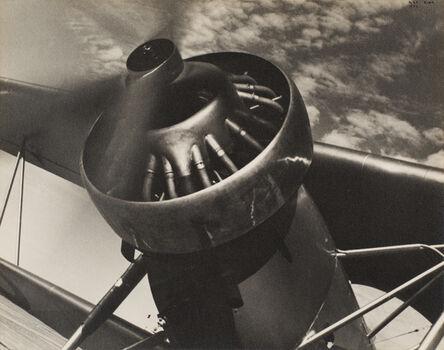Ilse Bing, 'Avion Fokker, Amsterdam', 1933