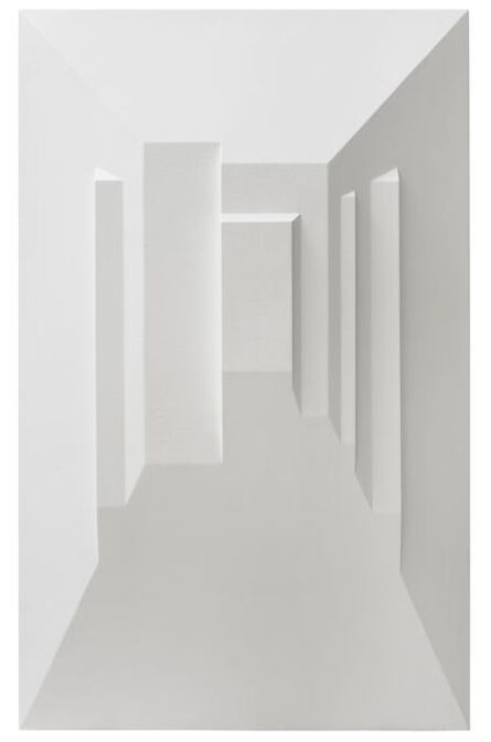 Cai Lei 蔡磊, 'In Ambiguous Sight – White No. 9', 2016