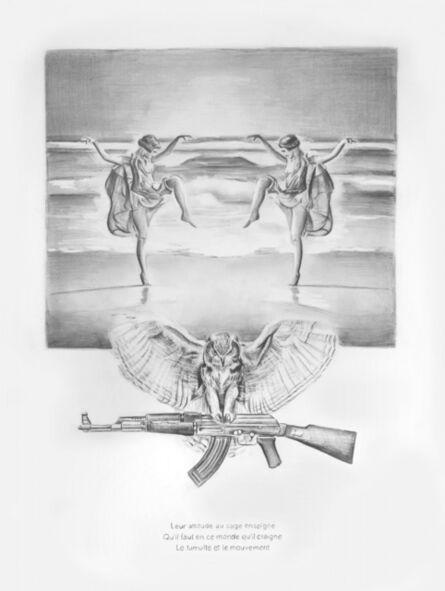 Filip Markiewicz, 'AK47 Baudelaire', 2016