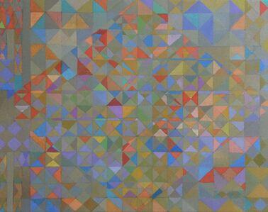 Diana Horowitz, 'Beginning with Green', 2018