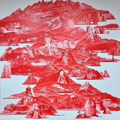 Sea Hyun Lee, 'Between Red - 133', 2011