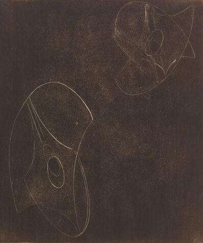 Naum Gabo, 'Opus 5 ', 1951