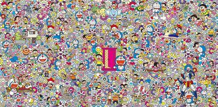 Takashi Murakami, 'Doraemon in memory', 2020