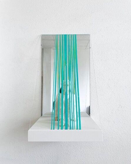 Hirofumi Fujiwara, 'Utopian(Greenline)', 2021
