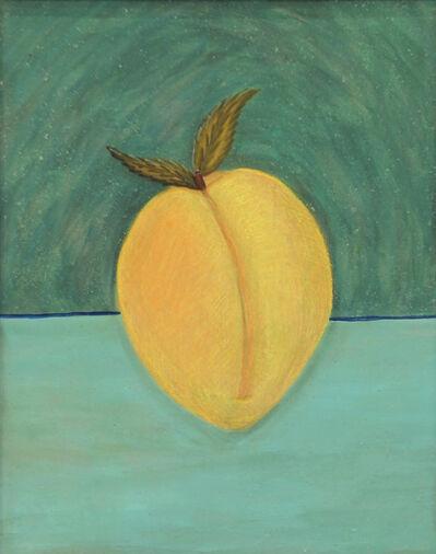 Vicente Telles, 'Apricot', 2020