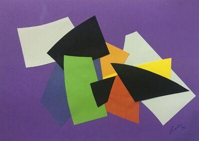 Marcel Barbeau, 'Sans titre', 1990