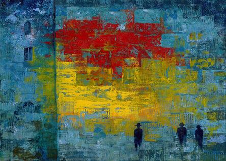 Philip Mantofa, 'The Wailing Wall - Pray for Israel 哭牆-為以色列禱告 ', 2017