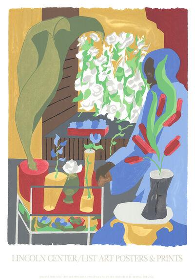 Jacob Lawrence, 'Floral Supermarket', 1996