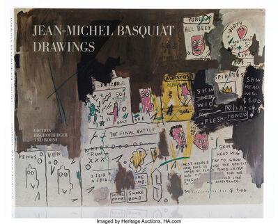 Jean-Michel Basquiat, 'Jean-Michel Basquiat Drawings', 1982
