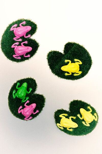 Cracking Art Group, 'Frog (Mini)'