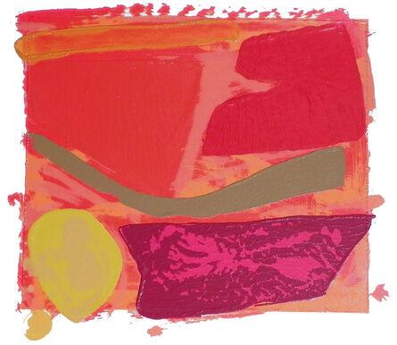 Anthony Frost, 'Orange Buzz Ohio', 2010