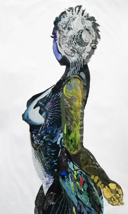 Phumzile Buthelezi, 'Imidlinzo (thoughts)', 2020