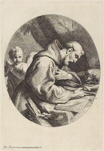 Pietro Rotari, 'Saint Francis'
