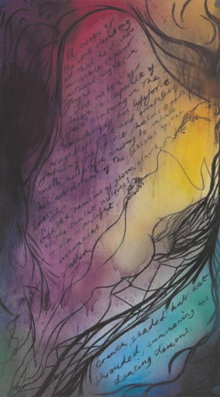 Chris Ofili, 'Siesta of the Soul', 2010