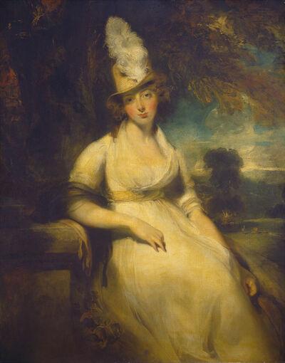 Thomas Lawrence, 'Mrs. Robert Blencowe', ca. 1792