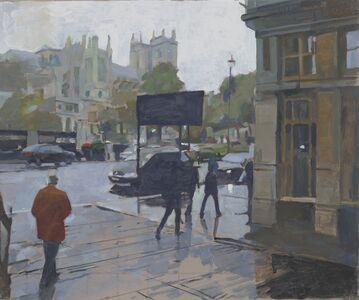 Ken Howard, 'From Westminster Station II', 2020