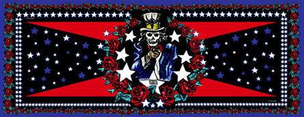 Chloe Trujillo, 'America (Black & Red)'