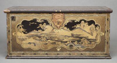 'Chest Van der Lijn  Japan', 1635-1645