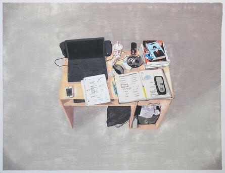 Kevin Frances, 'Lucas's Desk', 2014