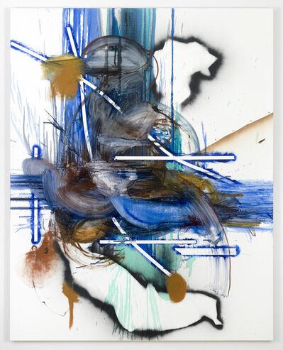 Elizabeth Neel, 'Click the Tongue', 2014