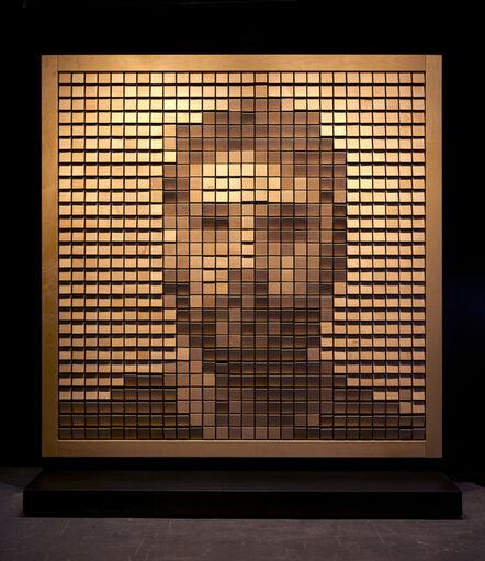 Daniel Rozin, 'Wooden Mirror', 2014