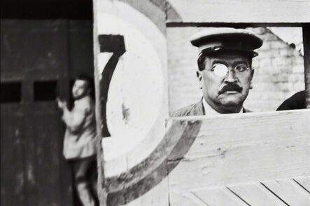 Henri Cartier-Bresson, 'Roman Amphitheater, Valencia, Spain', ca. 1933