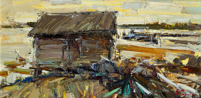 Andrey Selenin, 'On the whight Sea', 2019