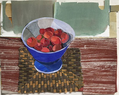 Elizabeth Bisbing, 'Cherry Tomatoes    ', 2020