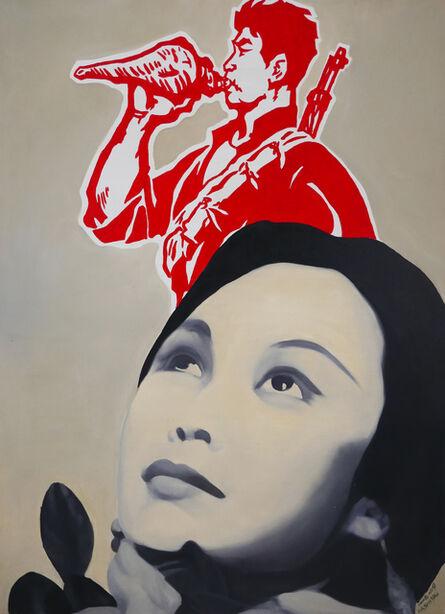 Ha ShiYou 哈世友, 'Red Army series No.1', 2008