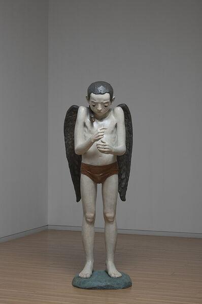 Yan Shilin 颜石林, 'Key to happiness', 2015