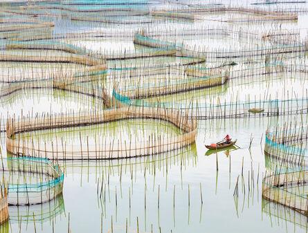 David Burdeny, 'Nets 1, Fujian Provence, China', 2017