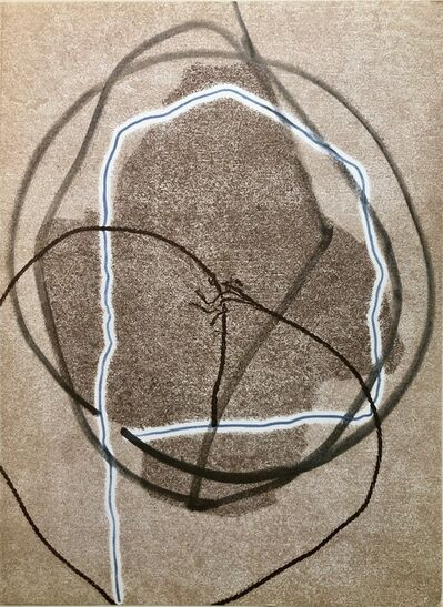 """Francois Fiedler, '""""Untitled"""" Lithographie', 1974"""