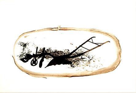 Georges Braque, 'La Charrue (The Plow)', 1960