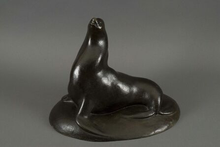 Gaston Lachaise, 'Seal (Sea Lion)', 1917