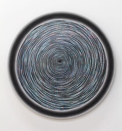 Andrew Schoultz, 'Radiating Eye', 2014