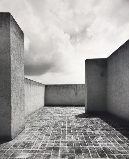 Armando Salas Portugal, 'Roof Terrace 3, Barragán House and Studio', ca. 1948