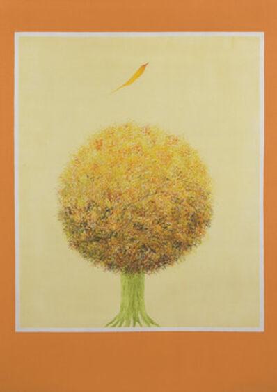 Jagdish Swaminathan, 'Untitled (Bird and Tree)'