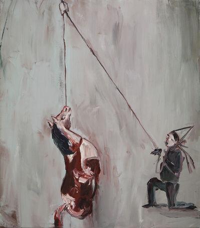 Eduardo Berliner, 'Pendurado [Suspended]', 2017