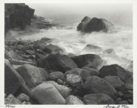George Tice, 'Mount Desert Island, ME', 1970