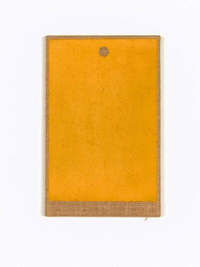 Nicolas Jasmin, 'Untitled (Signal Orange)', 1989-2003