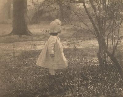 Alfred Stieglitz, 'Spring', 1901