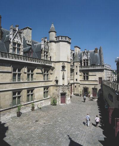'Musée de Cluny Courtyard', 15th century