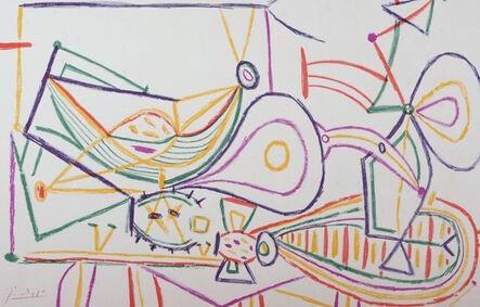 Pablo Picasso, 'Composition, 1948', 1948