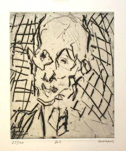 Frank Auerbach, 'Bill', 2009