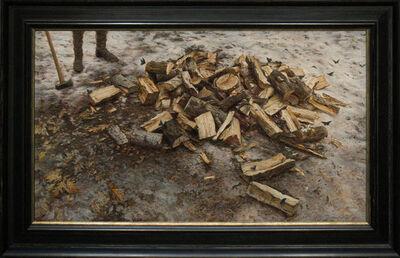 Julio Reyes, 'Woodcutter', 2014