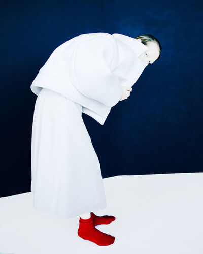 Erik Madigan Heck, 'Red Socks', 2014