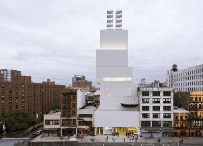 "Chris Burden, 'Installation view, ""Chris Burden: Extreme Measures"" at New Museum, New York, 2013'"