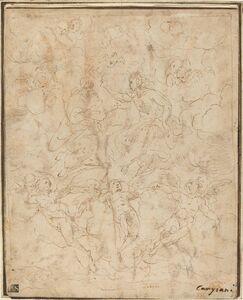 Denys Calvaert, 'Coronation of the Virgin'