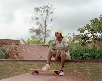 Yann Gross, 'Christine Sawunda, from the series Kitinale', 2008